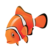Clownfish Map Icon