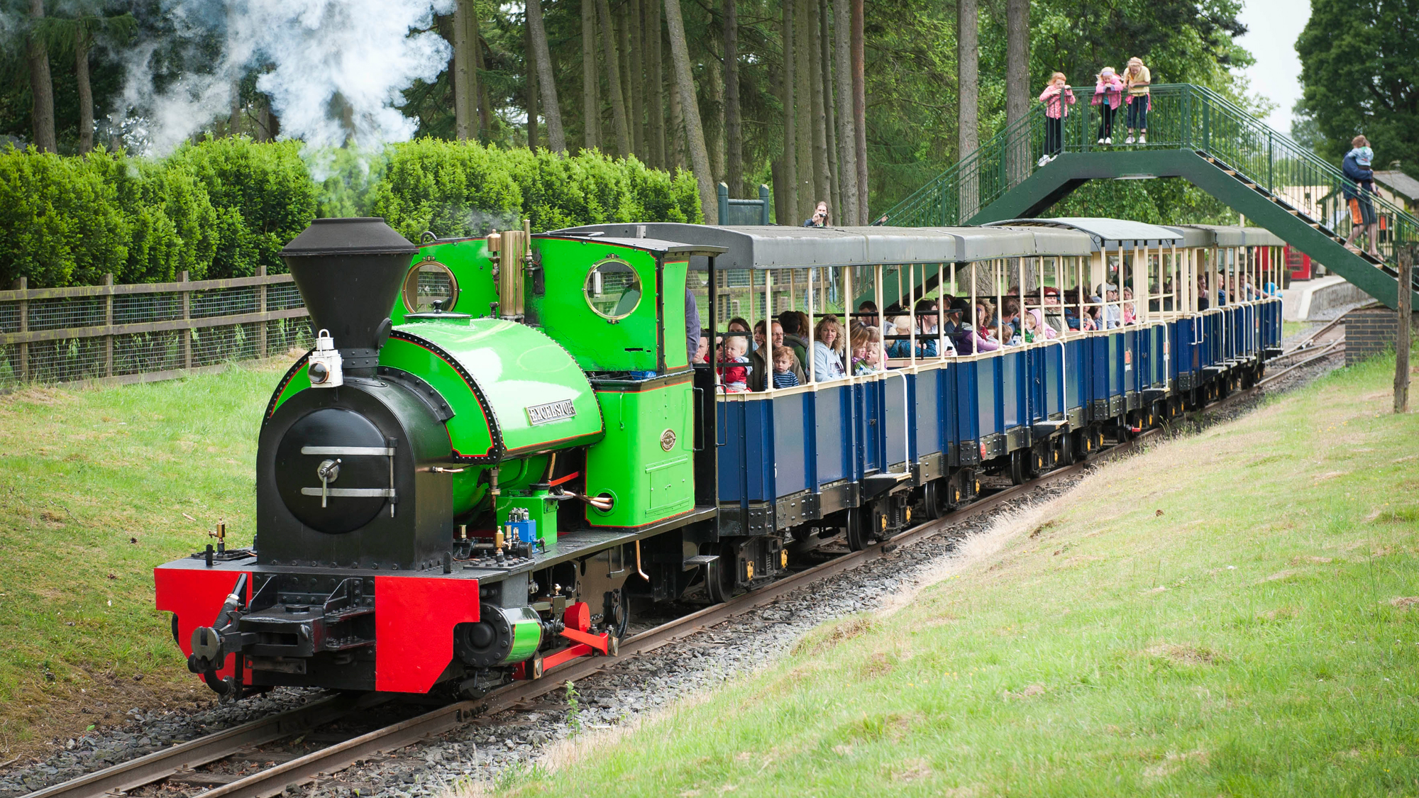 ZSL Whipsnade Zoo Filming Locations - Steam Train ...