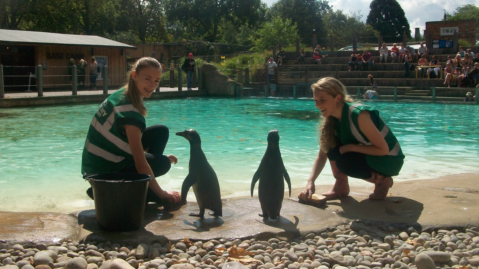 conservation careers day zoological society of london zsl zoo academy