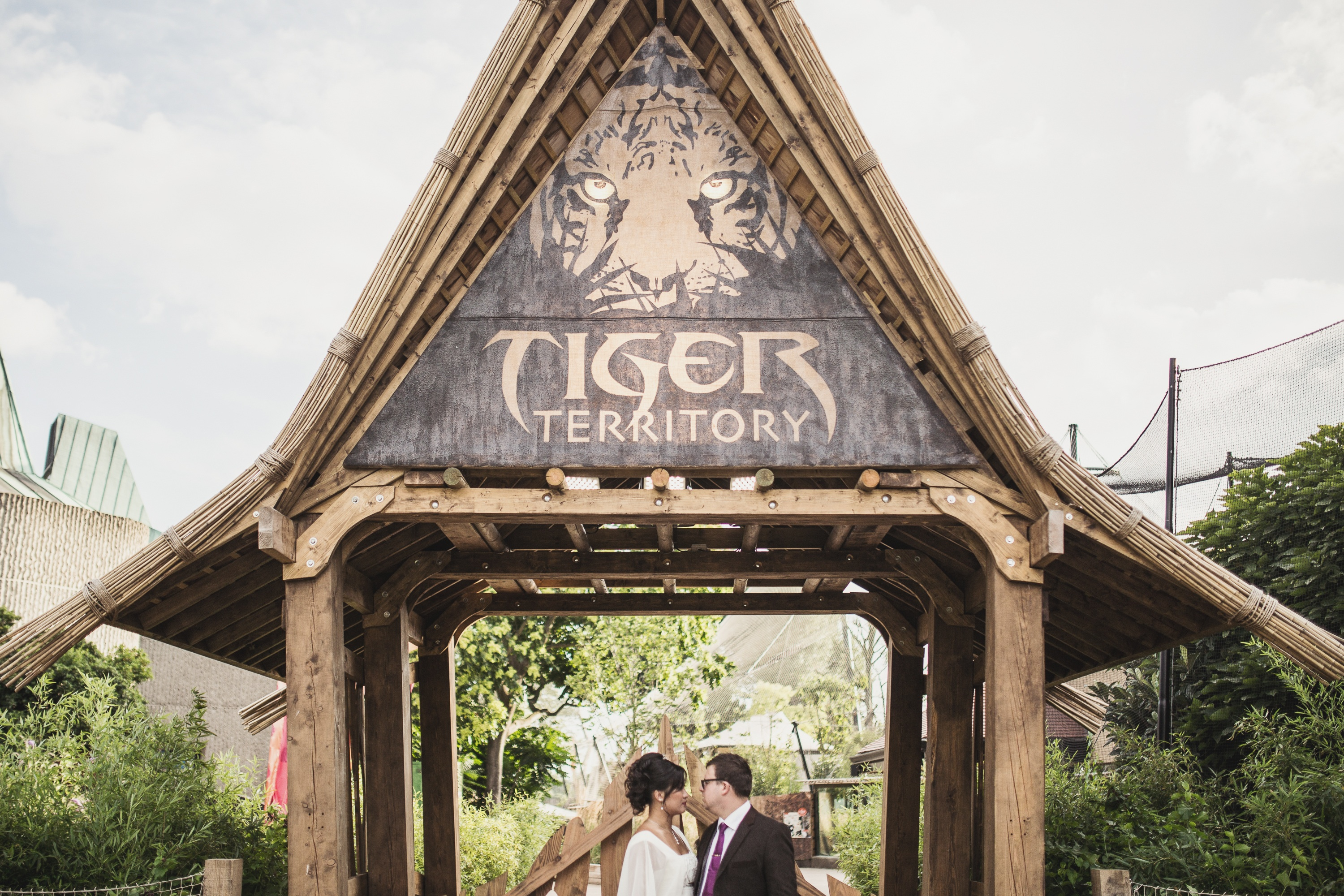 Tiger Territory Zoological Society Of London ZSL - Children's birthday party london zoo