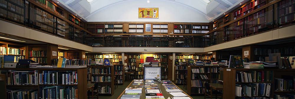 banner of the zsl library