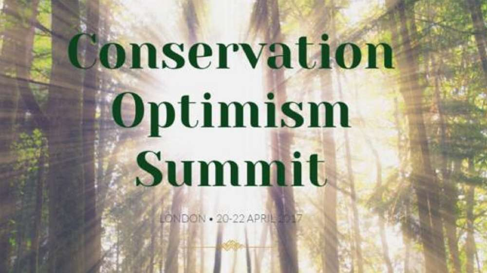 Conservation optimism summit