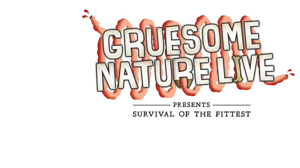 Gruesome Nature Live carousel