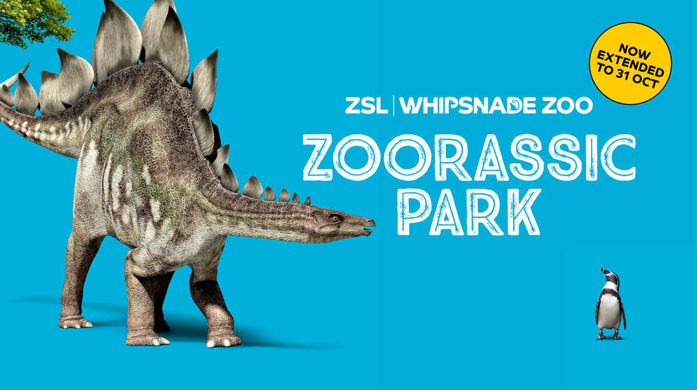 Zoorassic Park extended until 31 October 2021