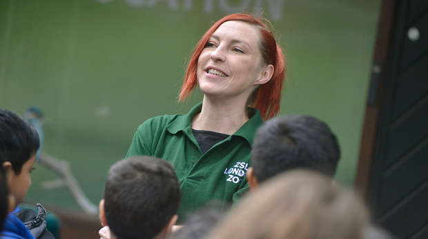 ZSL London Zoo Education Event