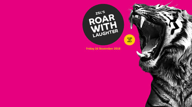 Roar with Laughter 2018