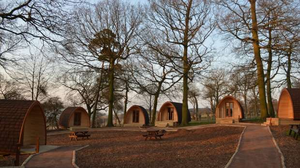 Lookout Lodge at ZSL Whipsnade Zoo