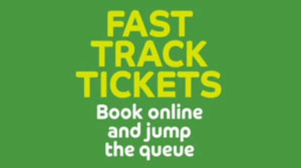 Book Fast Track Zoo Tickets