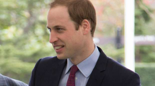 Duke of Cambridge arrives at United for Wildlife symposium hosted by ZSL