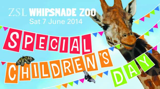 Special Children's Day at ZSL Whipsnade Zoo