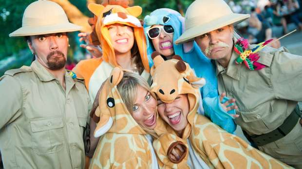 Zoo Lates party animals