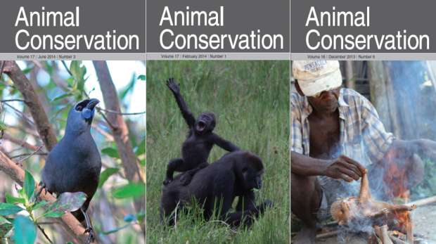 animal conservation covers