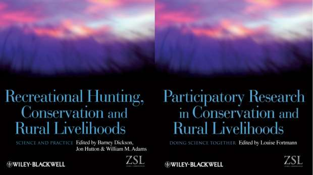 Conservation science and practice cover