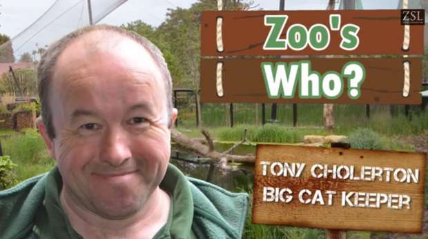 Zoo's who? tony
