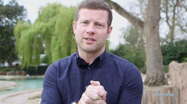 Dermot O'Leary Earth Day
