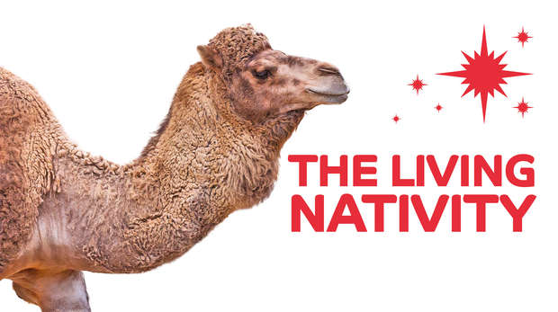 Living Nativity 2015 logo