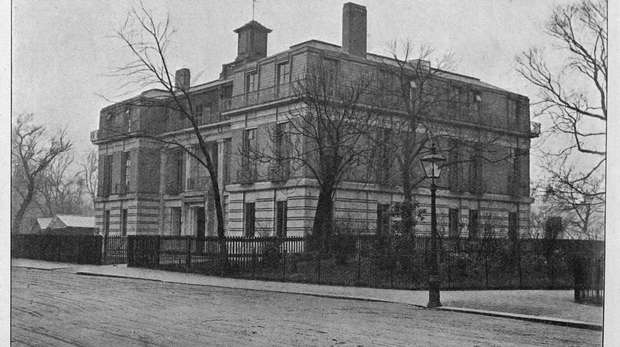 ZSL's Offices in 1910