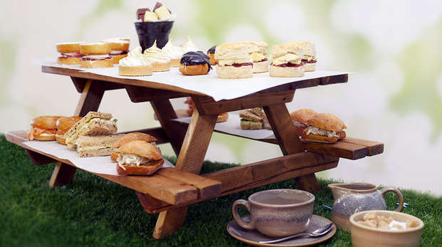 Afternoon Tea at ZSL London Zoo
