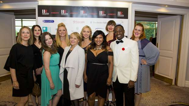 The ZSL HR team