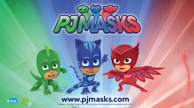 Pj Masks At Zsl Whipsnade Zoo Zoological Society Of