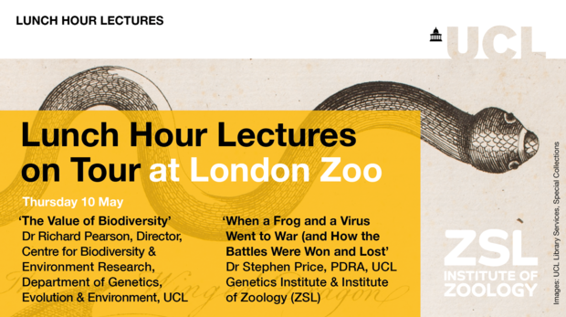 The Value of Biodiversity UCL Lecture