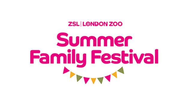 Summer Family Festival at ZSL London Zoo logo