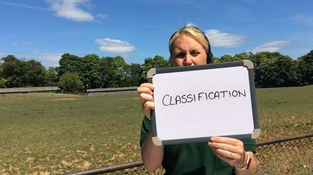 ZSL's online outreach - learning officer danielle hearn - classification
