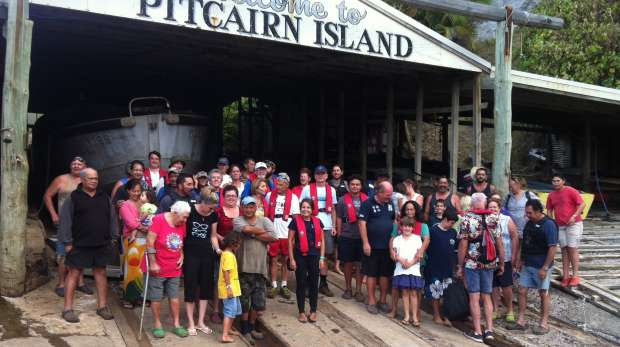 The Pitcairn community