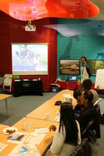 Connect Chagos Training Course 2015