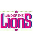 Land of the Lions small promotional logo