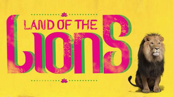 Land of the Lions - coming soon