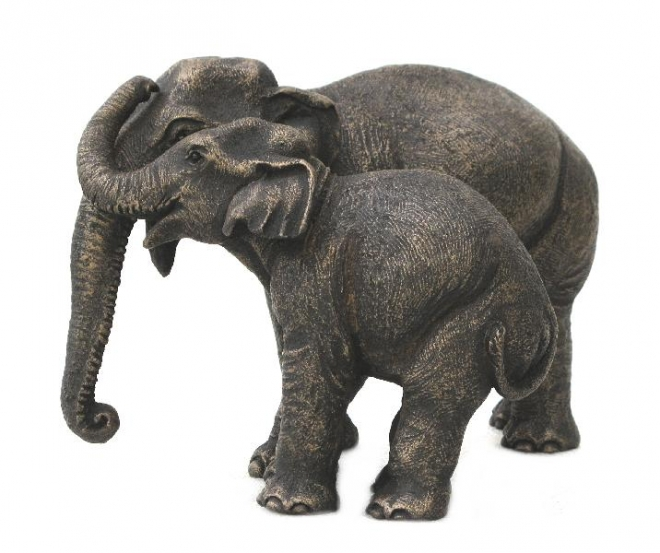 Suzie Marsh Elephant sculpture