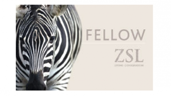 ZSL Fellowship card