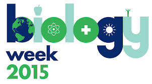 Biology Week 2015 logo