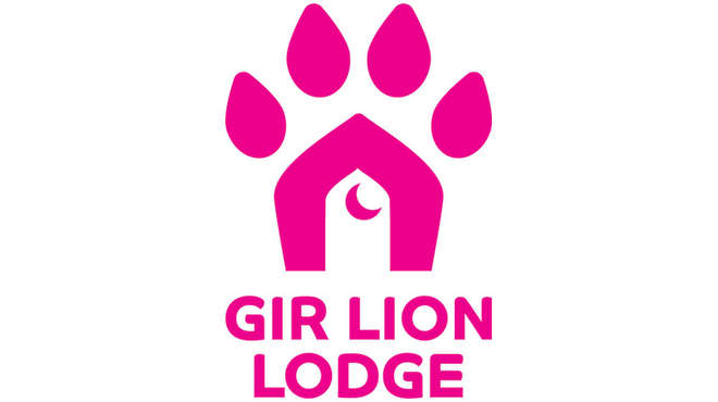 Gir Lion Lodge logo