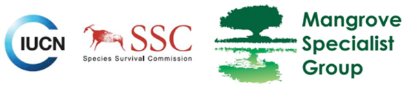 IUCN SSC Mangrove Specialist Group logos