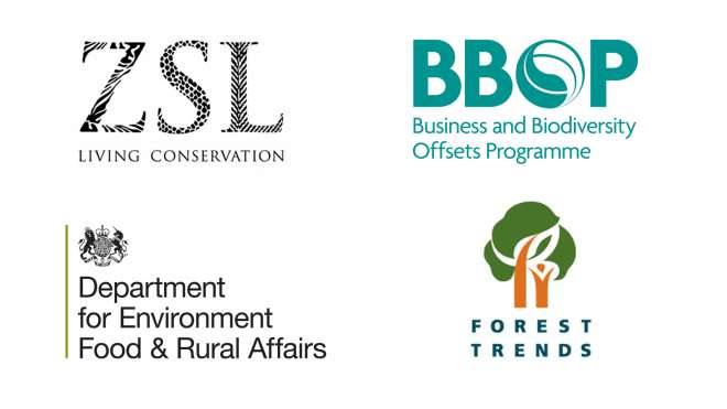 Logos for Biodiversity and Beyond event
