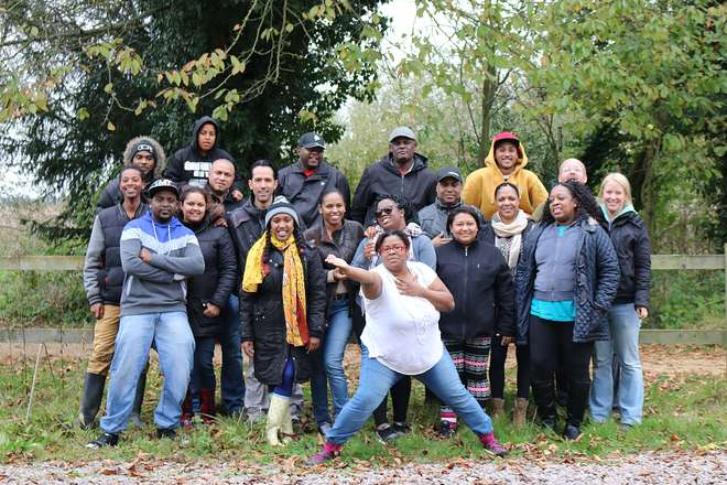 Connect Chagos Reunion Weekend, October 2014