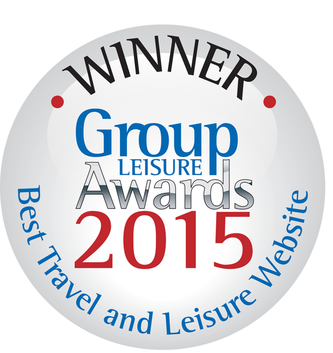 Group Leisure Awards 2015 Winner Logo