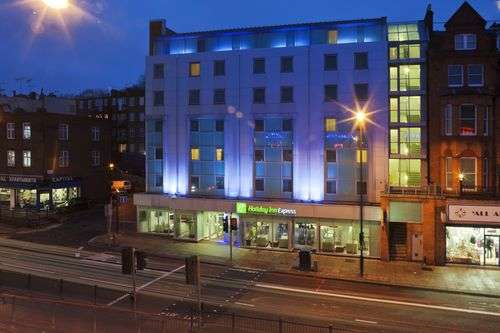Holiday Inn Swiss Cottage