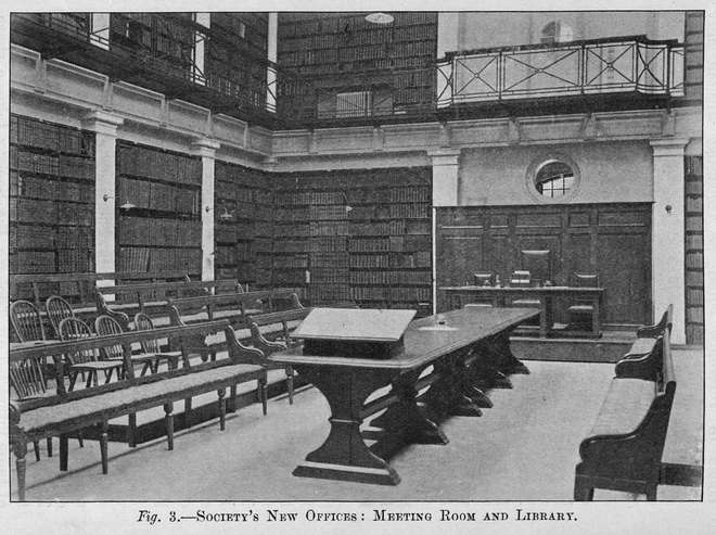 Zsl 39 s library in 1910 zoological society of london zsl for Garden room london zoo