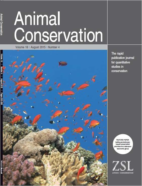 Journal Animal Conservation