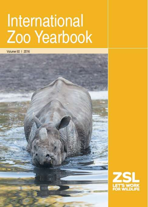 International Zoo Yearbook Volume 50