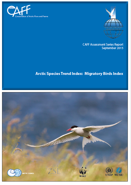 Arctic Species Trend Index: Migratory Birds Index