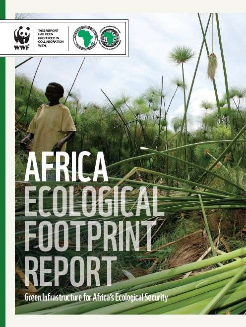 Africa Ecological Footprint report