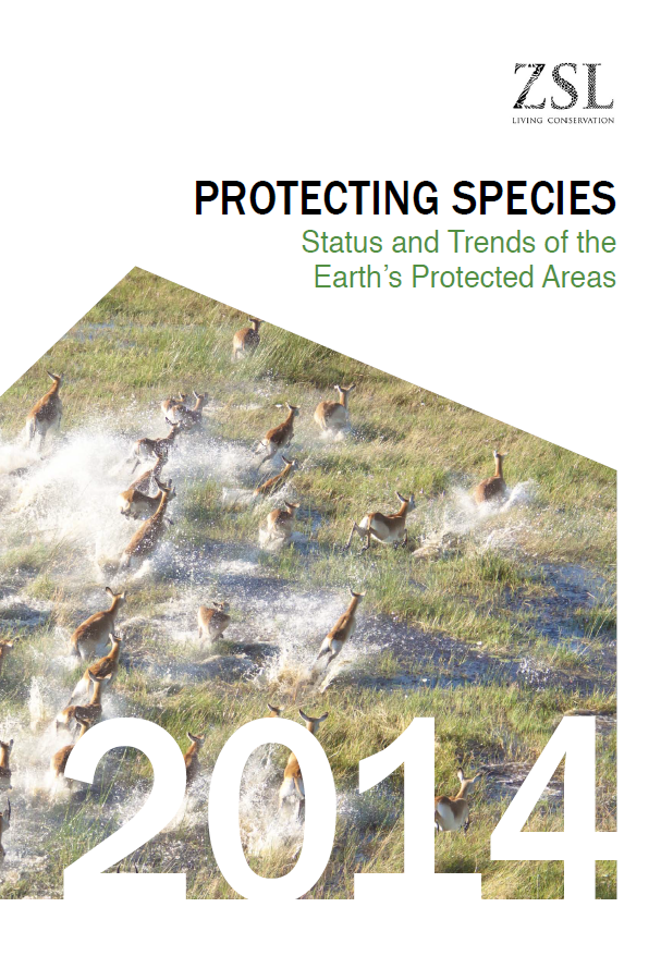 Protecting Species report 2014