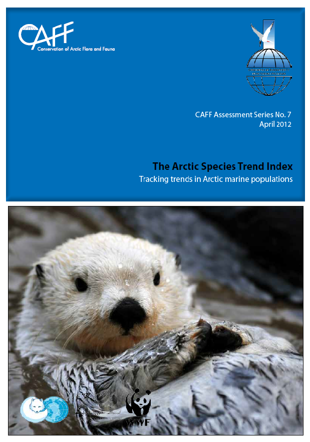 The Arctic Species Trend Index 2012