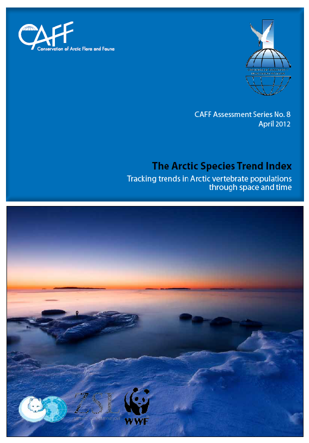 Tracking trends in Arctic marine populations