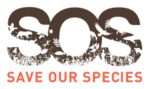 Save our Species logo