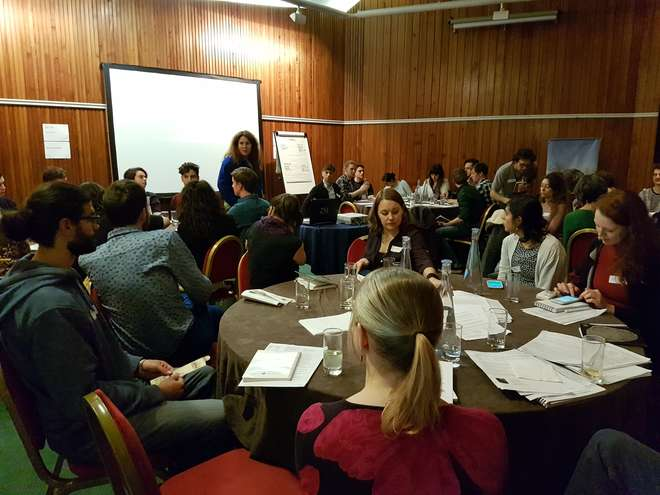 ZSL/BES Early Careers Workshop